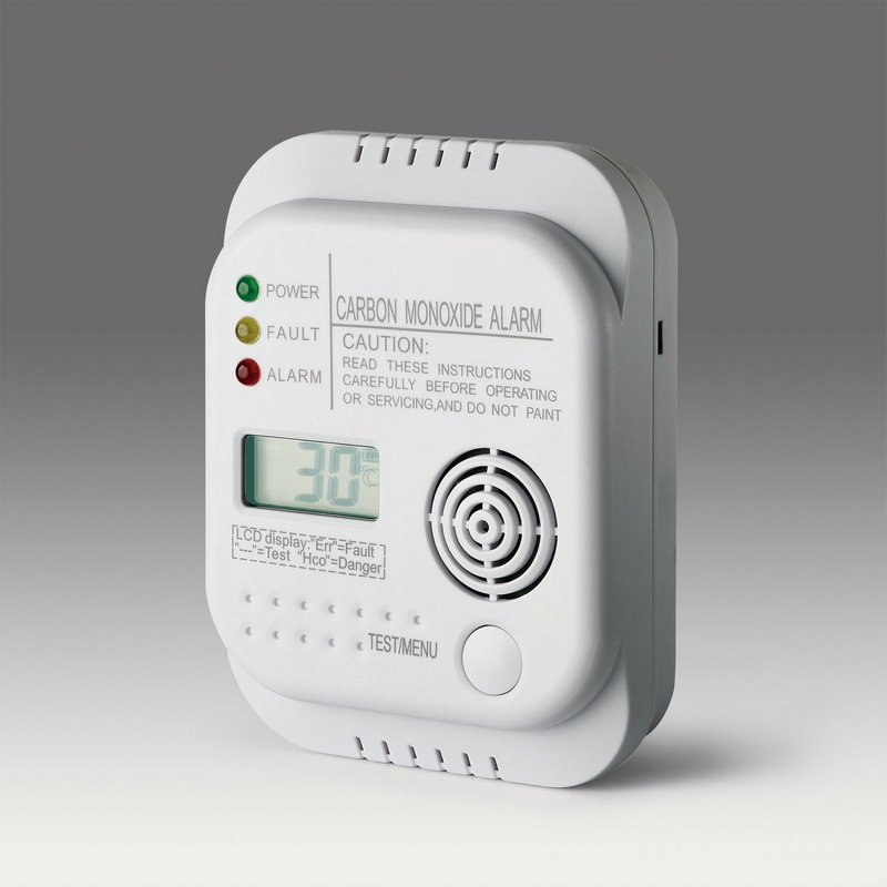 Carbon monoxide alarm with 10Y sealed battery LM-201D
