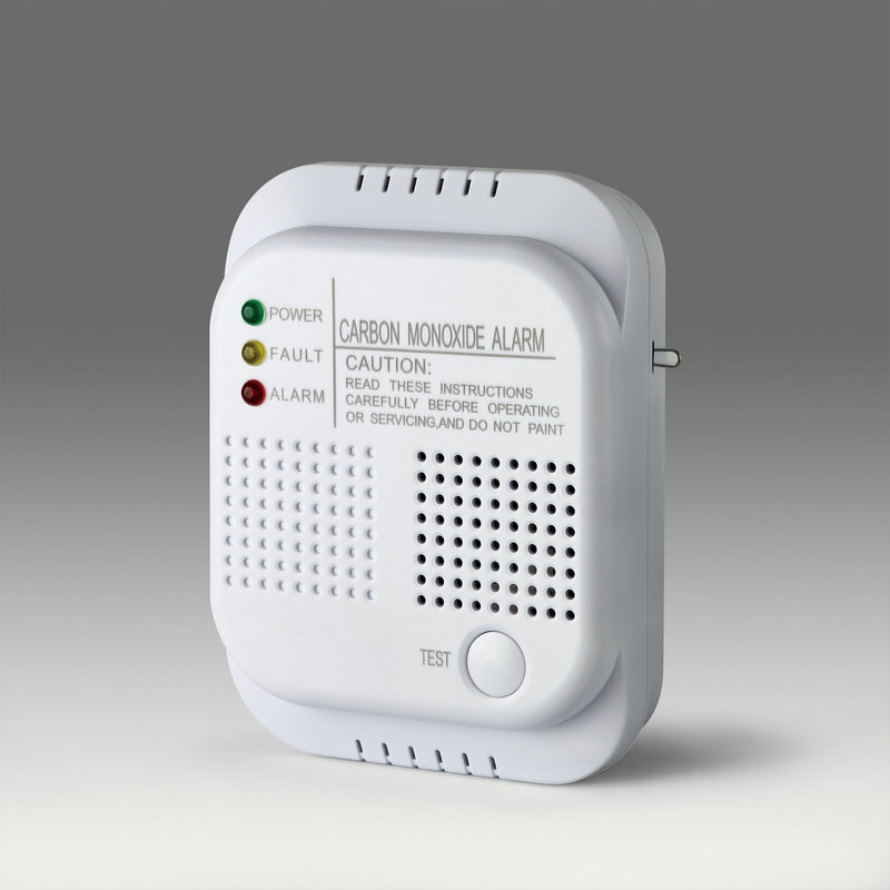 Carbon monoxide alarm with 10Y sealed battery LM-201I
